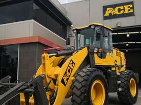 NEW 2019 ACE AL350 11T ARTICULATED WHEEL LOADER CUMMINS 6BT - picture7' - Click to enlarge