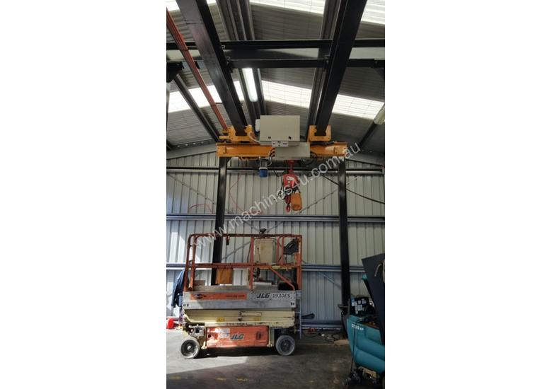 Millsom 2T Over Head Gantry Hoist