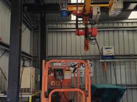 Millsom 2T Over Head Gantry Hoist - picture3' - Click to enlarge