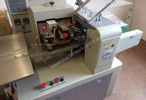 Horizontal Flow Wrapper with printer