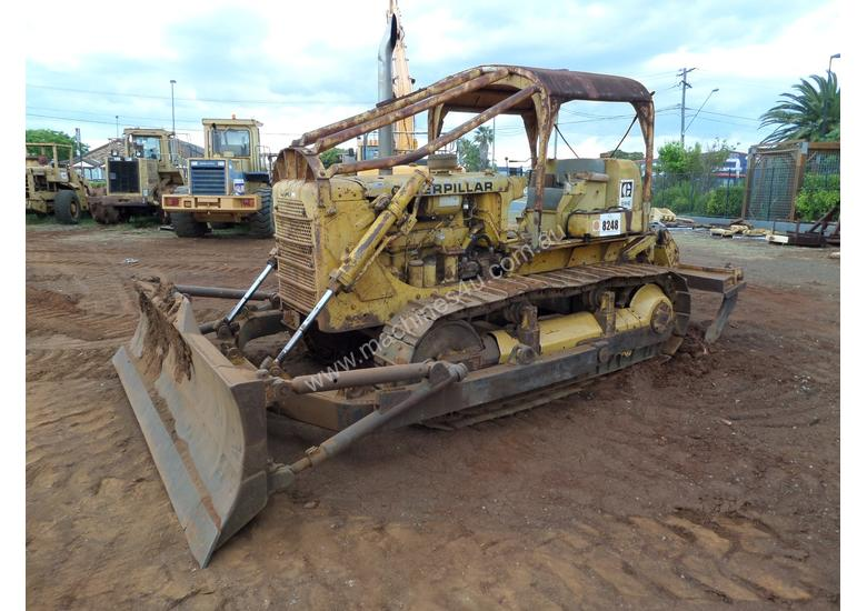Used 1964 Caterpillar D6C Dozer in , - Listed on Machines4u