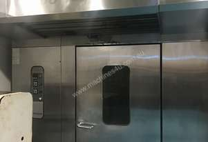 Moffat   turbo 3000 rack oven