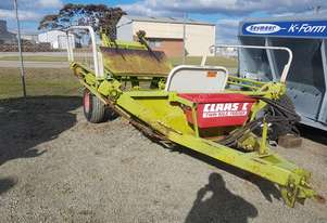 Used Boomerang 'Claasic' Twin Bale Feed-out Wagon