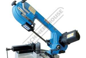 BS-6V Portable Swivel Head Metal Cutting Band Saw Mitre Cuts Up To 60º, Accepts 19mm Wide Blades, C