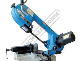 BS-6V Portable Swivel Head Metal Cutting Band Saw 170 x 170mm (W x H) Rectangle Capacity Acccepts 19 - picture0' - Click to enlarge