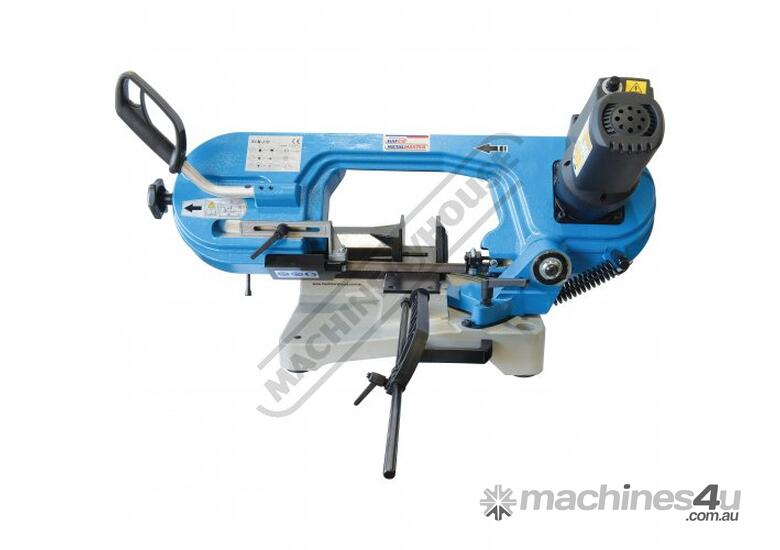 BS-6V Portable Swivel Head Metal Cutting Band Saw 170 x 170mm (W x H) Rectangle Capacity Acccepts 19