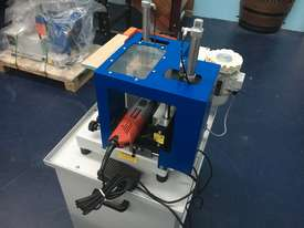 Standalone Corner rounding unit Nikmann KZM7 100% Made in Europe - picture2' - Click to enlarge