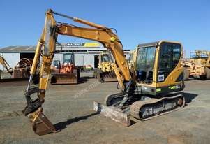 2014 Hyundai R55-9 Excavator *CONDITIONS APPLY*