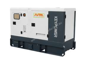 66kVA Portable Diesel Generator - Three Phase