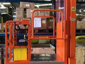 Brand New Electric Aerial Order Picker - picture4' - Click to enlarge