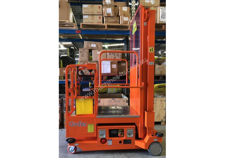 Brand New Electric Aerial Order Picker