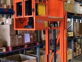 Brand New Electric Aerial Order Picker - picture0' - Click to enlarge