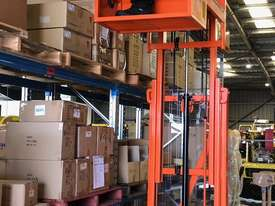 Brand New Electric Aerial Order Picker - picture2' - Click to enlarge