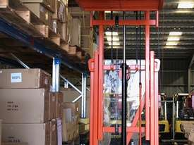 Brand New Electric Aerial Order Picker - picture6' - Click to enlarge