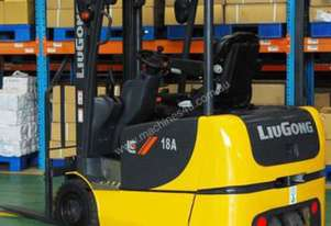 Liugong 2018A-T Electric Forklift