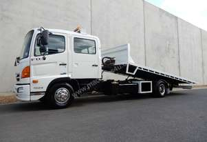 Hino FD 1024-500 Series Cab chassis Truck
