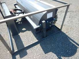 Unused 1800mm Hydraulic Angle Broom to suit Skidsteer Loader - 10419-28 - picture5' - Click to enlarge