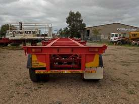 Freighter Semi Skel Trailer - picture3' - Click to enlarge