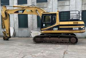 Caterpillar 1999 Cat 320B excavator