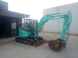 Kobelco SK55SRX-6 Tracked-Excav Excavator - picture0' - Click to enlarge