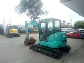 Kobelco SK55SRX-6 Tracked-Excav Excavator - picture3' - Click to enlarge