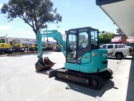 Kobelco SK55SRX-6 Tracked-Excav Excavator - picture2' - Click to enlarge