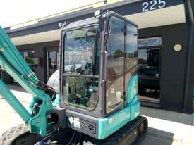 Kobelco SK55SRX-6 Tracked-Excav Excavator - picture4' - Click to enlarge