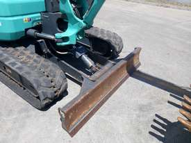 Kobelco SK55SRX-6 Tracked-Excav Excavator - picture11' - Click to enlarge