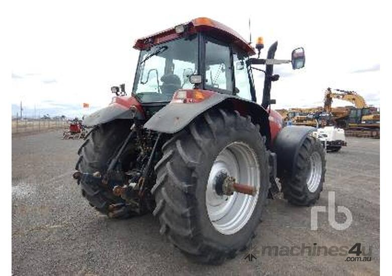 CASE IH MXM190 PRO MFWD Tractor