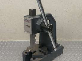 Arbor Press 1 Ton OPTIMUM Germany Precision Design Bearing Riveting Staking - picture0' - Click to enlarge