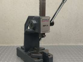 Arbor Press 1 Ton OPTIMUM Germany Precision Design Bearing Riveting Staking - picture4' - Click to enlarge