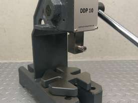 Arbor Press 1 Ton OPTIMUM Germany Precision Design Bearing Riveting Staking - picture5' - Click to enlarge
