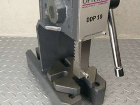 Arbor Press 1 Ton OPTIMUM Germany Precision Design Bearing Riveting Staking - picture8' - Click to enlarge