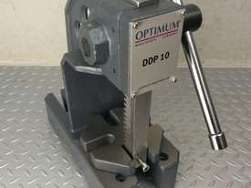Arbor Press 1 Ton OPTIMUM Germany Precision Design Bearing Riveting Staking - picture9' - Click to enlarge