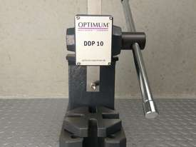 Arbor Press 1 Ton OPTIMUM Germany Precision Design Bearing Riveting Staking - picture11' - Click to enlarge