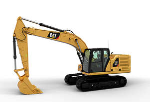 CATERPILLAR 320 GC HYDRAULIC EXCAVATOR