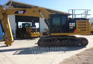CATERPILLAR 330FL Track Excavators