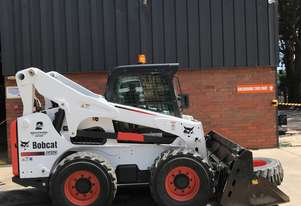 Bobcat   S850 LOW HOURS