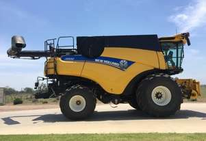 New Holland CR9.90 Header(Combine) Harvester/Header