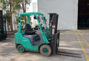 Used 2011 Mitsubishi FGE20CN – Compact Version