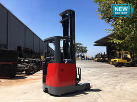 1.4T Battery Electric Sit Down Reach Truck - picture2' - Click to enlarge
