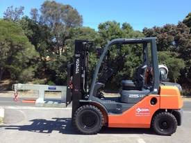 Forklift attachment hire - picture0' - Click to enlarge