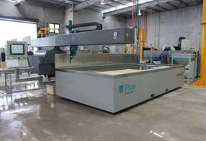 Mach 100 Waterjet Cutting Machine 4000mm x 2000mm for Any Cutting Application