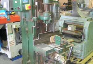 Chain & Chisel Mortiser