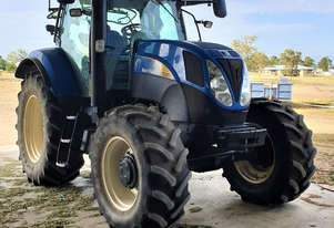 New Holland T6070 FWA/4WD Tractor