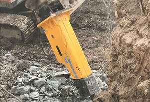 Hydraulic Hammer for 8 - 14T excavators