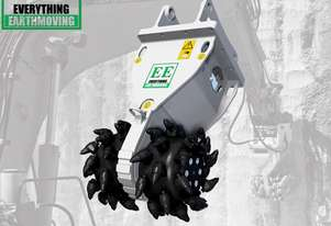 EE-DC20 Rock Grinder to suit excavators 14 to 22 tonnes