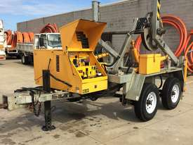 Redmond Gary 3.5T Duel Axel Self-loading Cable Drum Trailer - picture0' - Click to enlarge