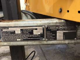 Redmond Gary 3.5T Duel Axel Self-loading Cable Drum Trailer - picture4' - Click to enlarge