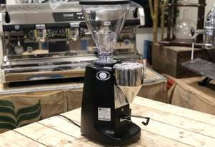 MAZZER SUPER JOLLY ELECTRONIC BRAND NEW BLACK ESPRESSO COFFEE GRINDER